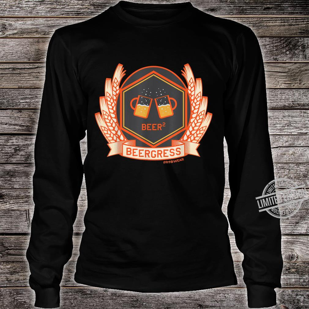 #Robwear Beergress AR Game Community Shirt long sleeved