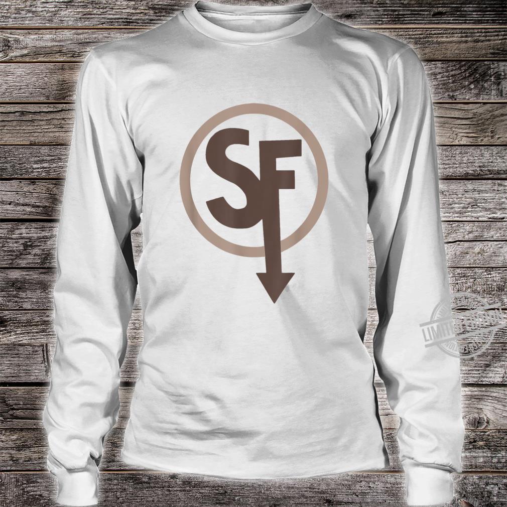 Sa Face Sanity's Fall Larry Shirt long sleeved