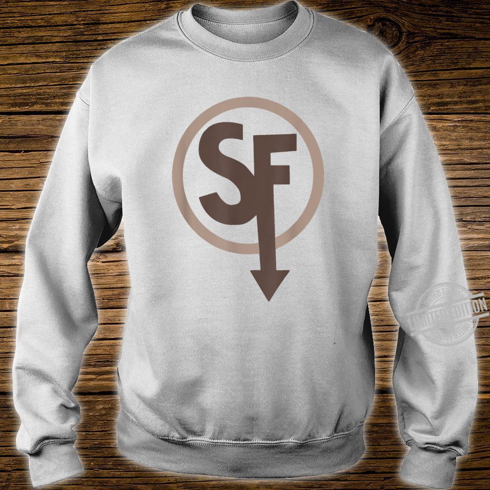 Sa Face Sanity's Fall Larry Shirt sweater