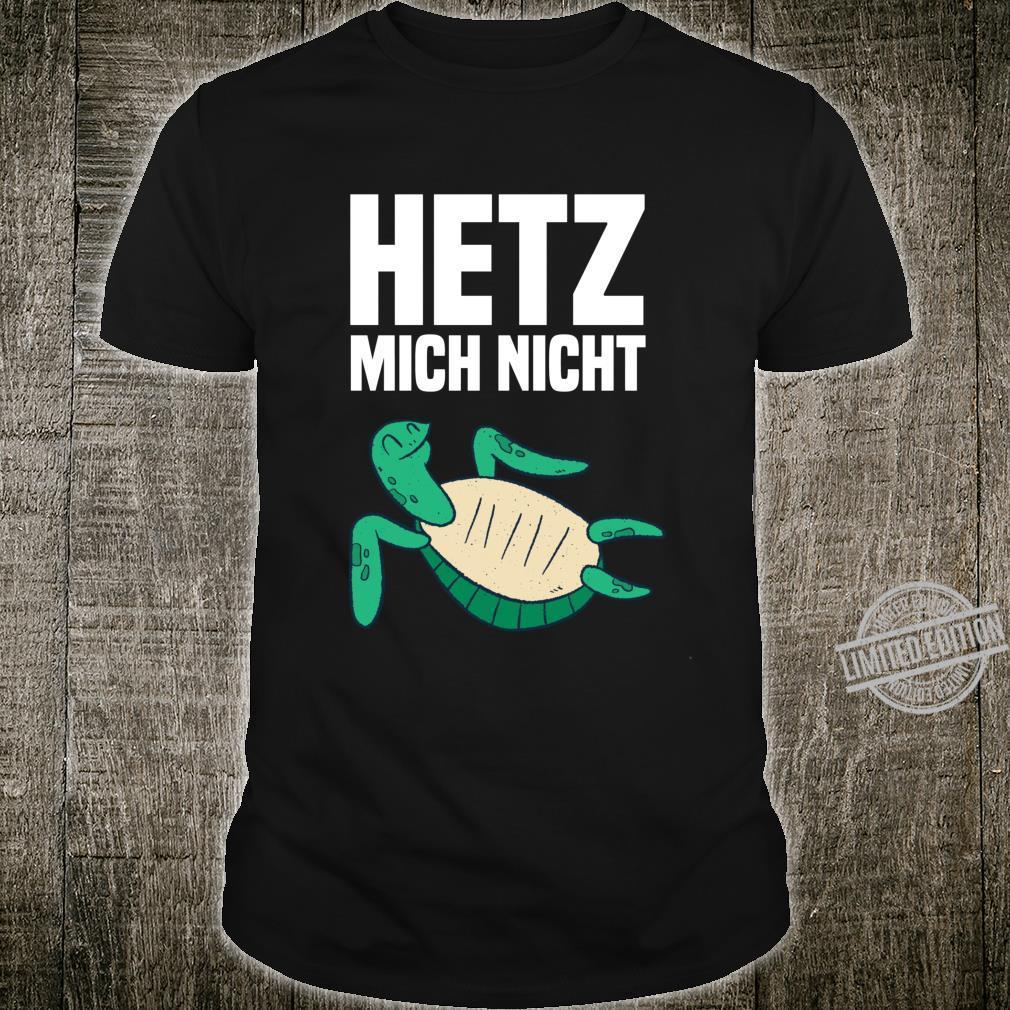 Schildkröten Sprüche Lustiges Humor Spruch Geschenk Humor Langarmshirt Shirt