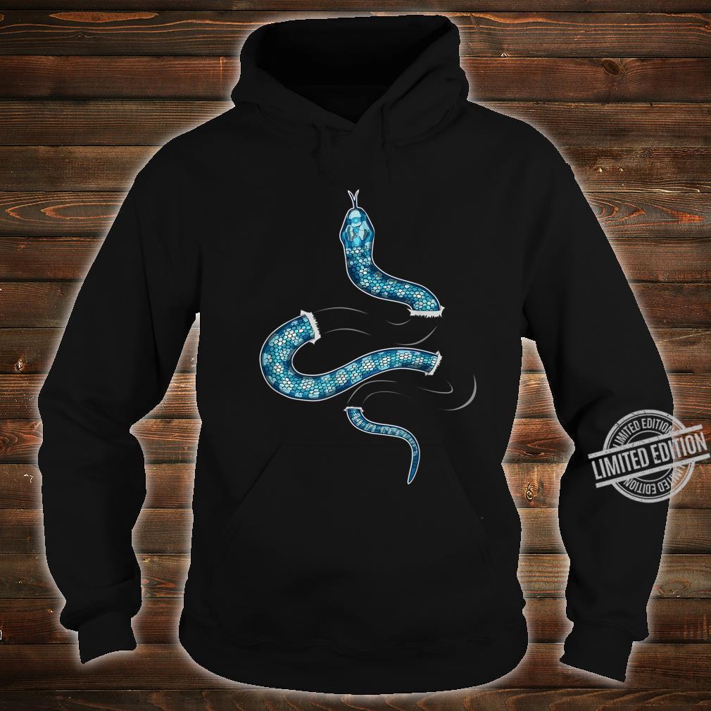 Schlange Geschenk Männer Frauen Kind Shirt hoodie