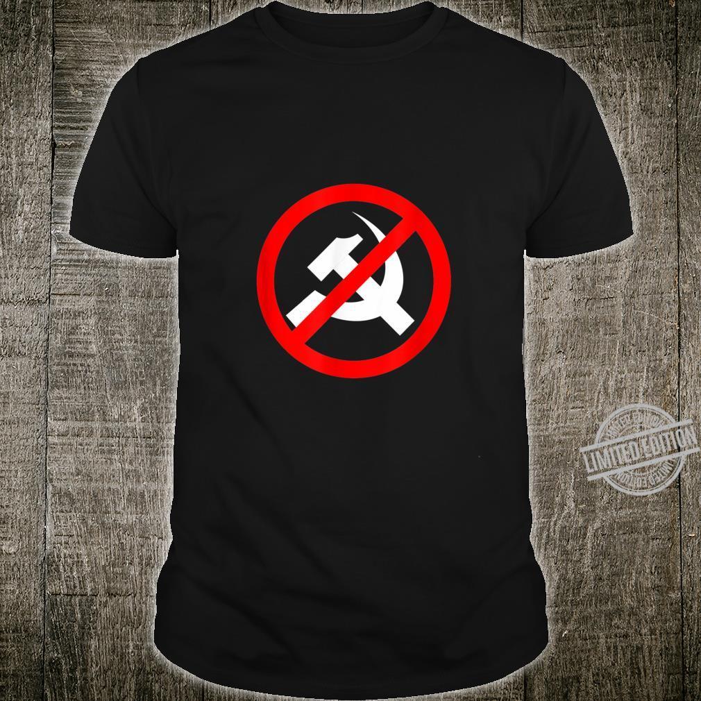 Sozialismus verboten Shirt