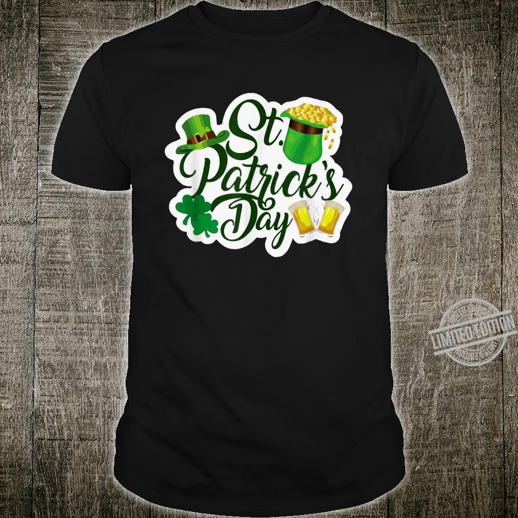 St. Patrick's Day Saint Patrick's Day St. Paddys Celebrate Shirt