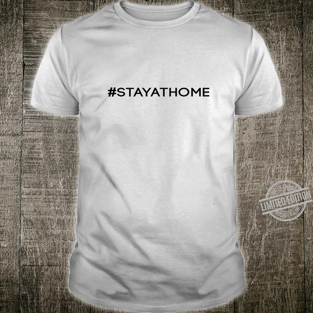 #StayAtHome I #WirBleibenZuhause Reason Shirt