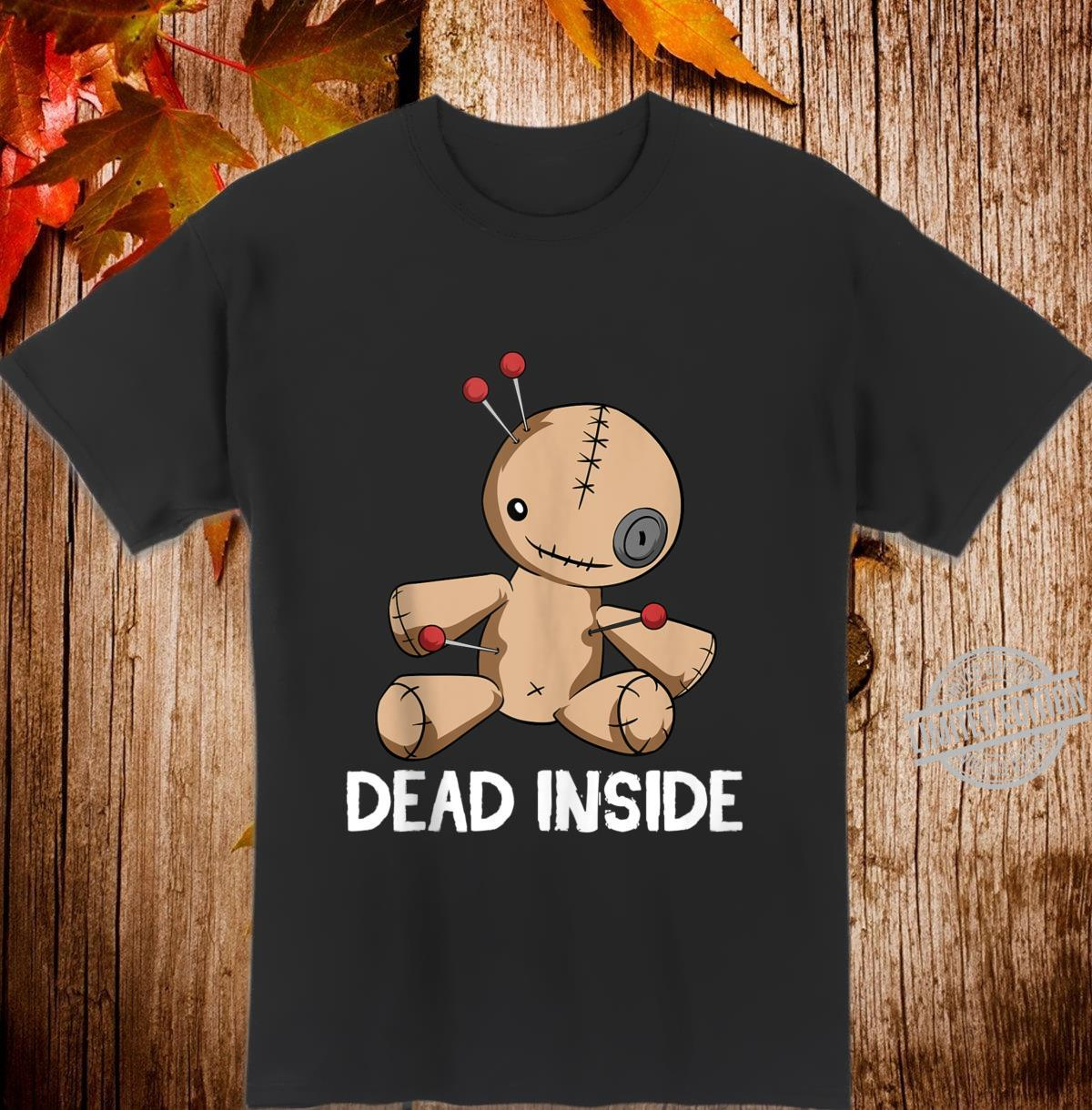Thinking of You Voodoo Doll Witchcraft Spells Dolls Shirt