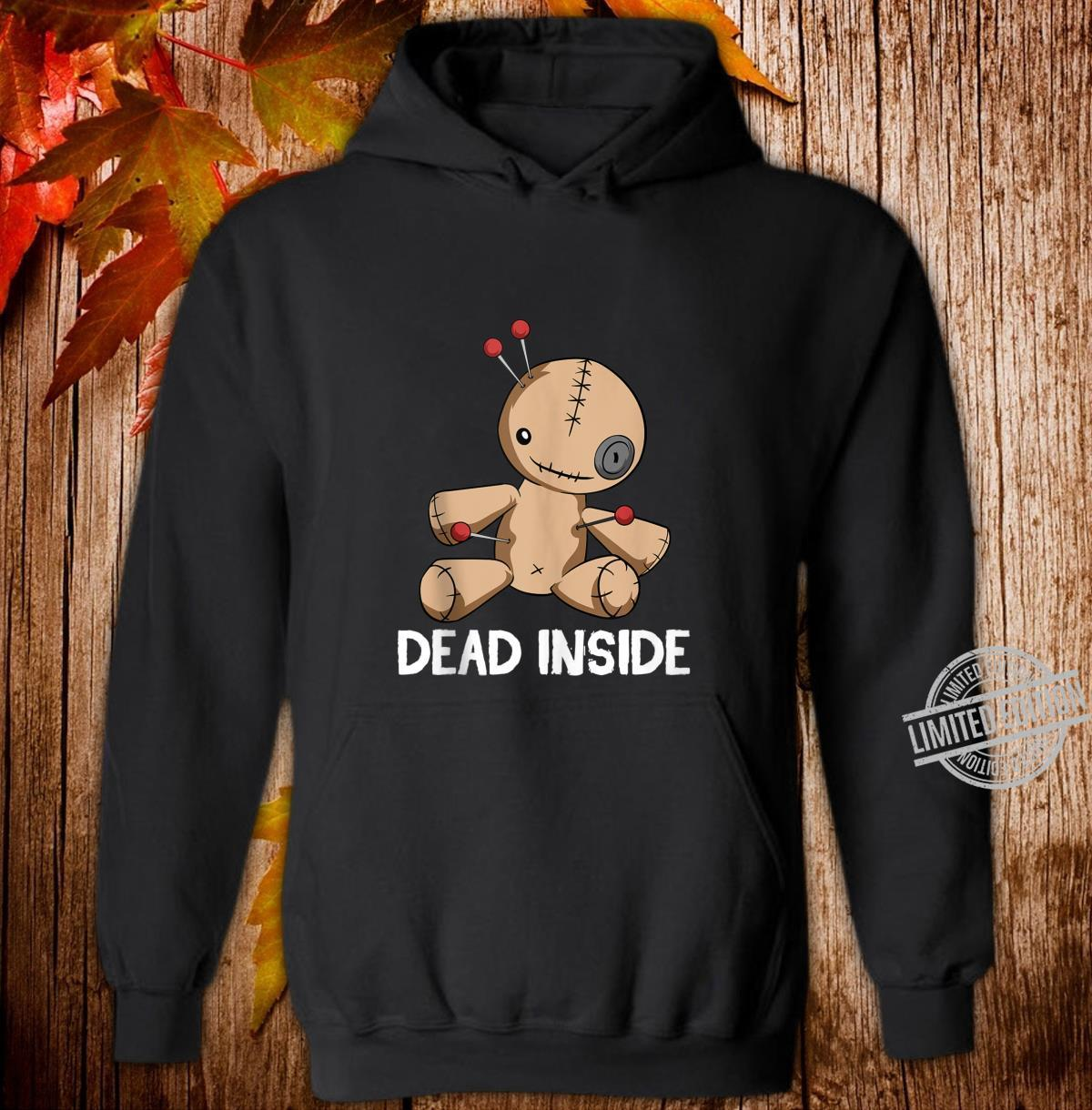 Thinking of You Voodoo Doll Witchcraft Spells Dolls Shirt hoodie