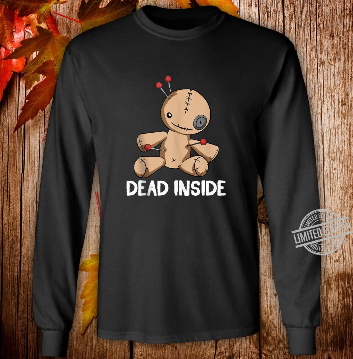 Thinking of You Voodoo Doll Witchcraft Spells Dolls Shirt long sleeved