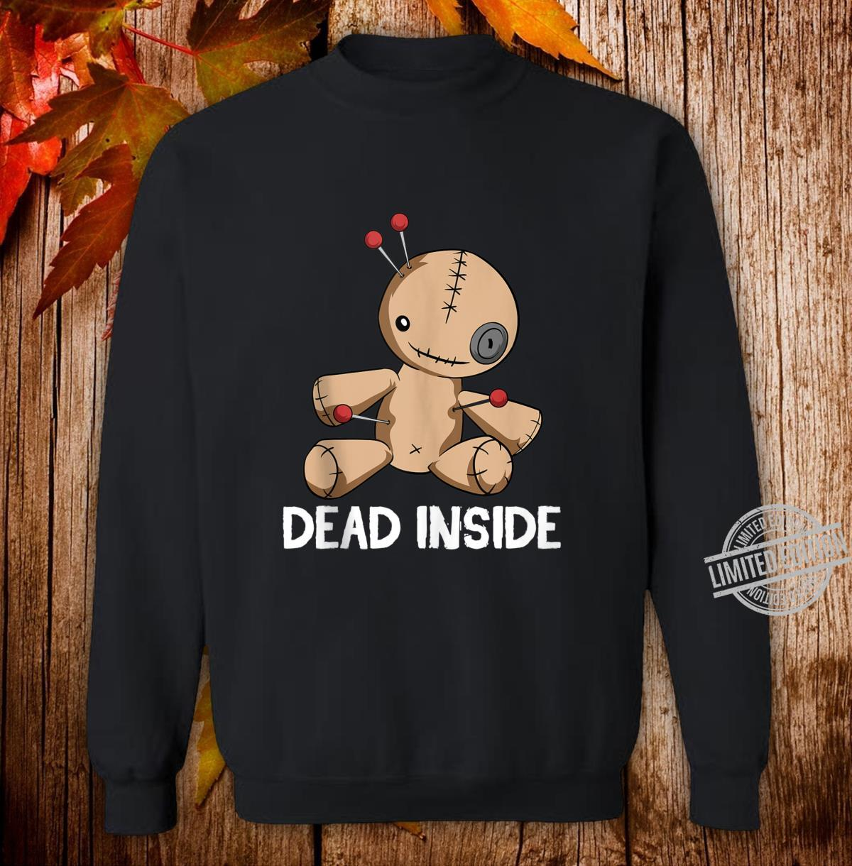 Thinking of You Voodoo Doll Witchcraft Spells Dolls Shirt sweater