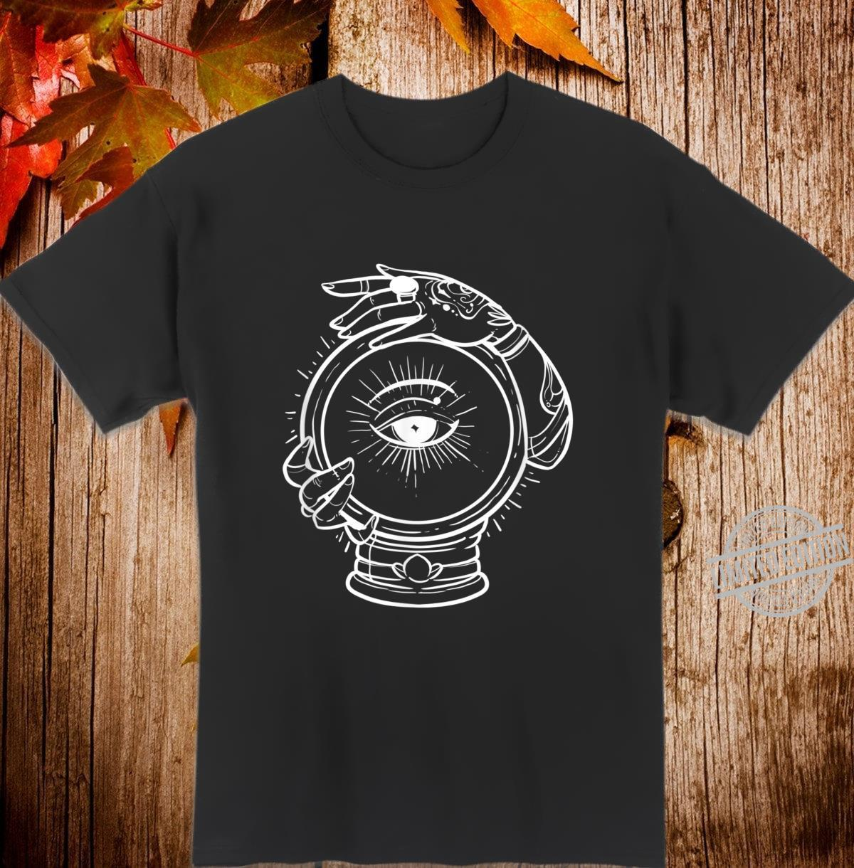 Third Eye Future Illuminati Or Inner Warrior Shirt