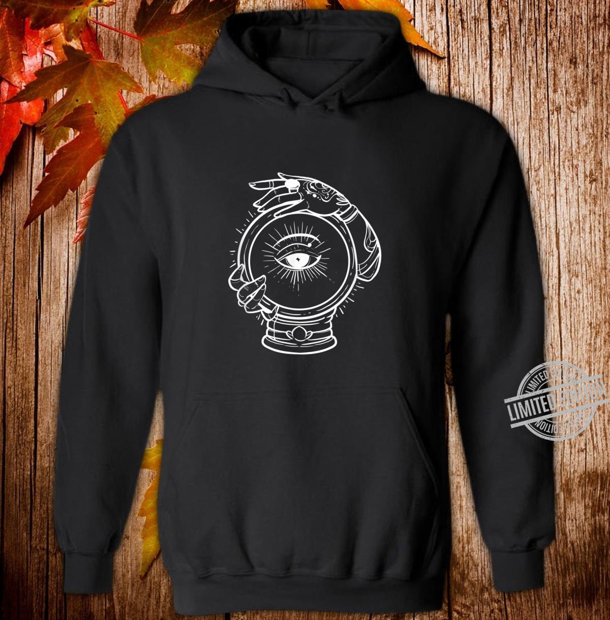 Third Eye Future Illuminati Or Inner Warrior Shirt hoodie