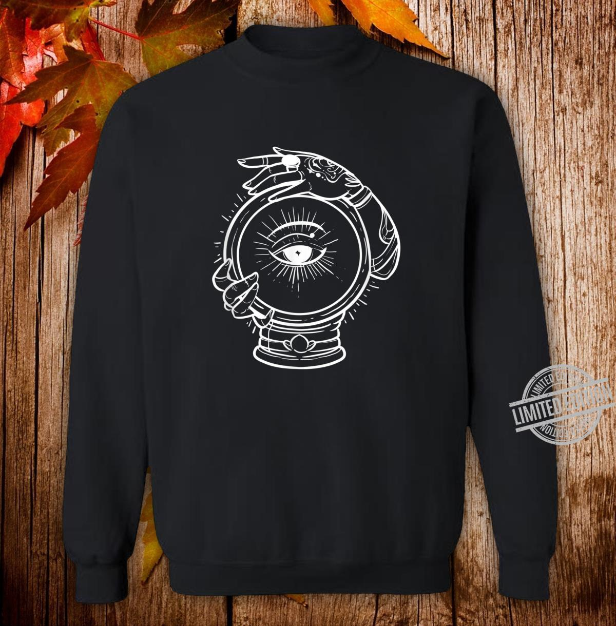 Third Eye Future Illuminati Or Inner Warrior Shirt sweater