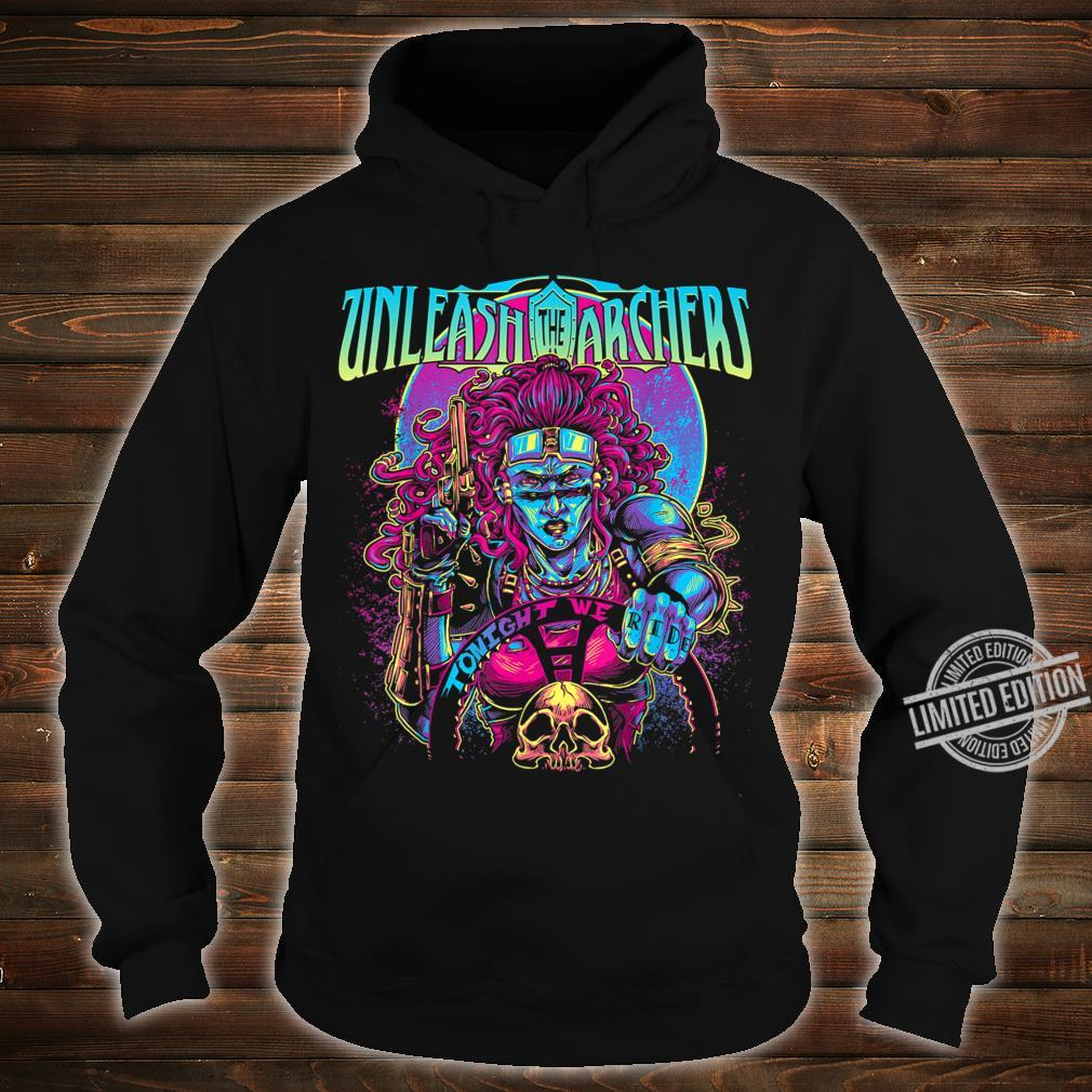 Unleash the Archers Shirt hoodie