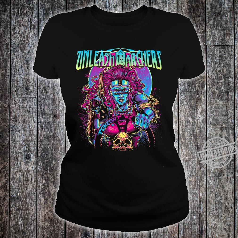 Unleash the Archers Shirt ladies tee