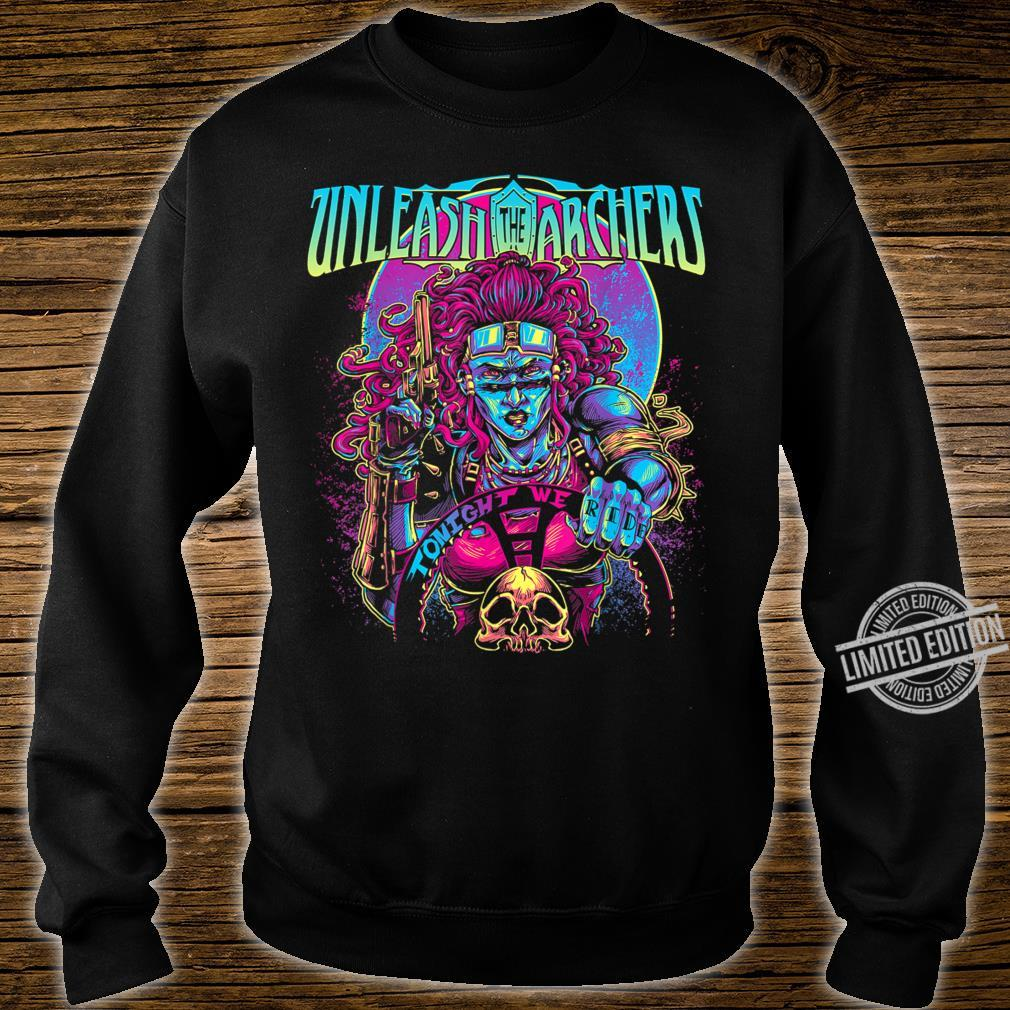 Unleash the Archers Shirt sweater