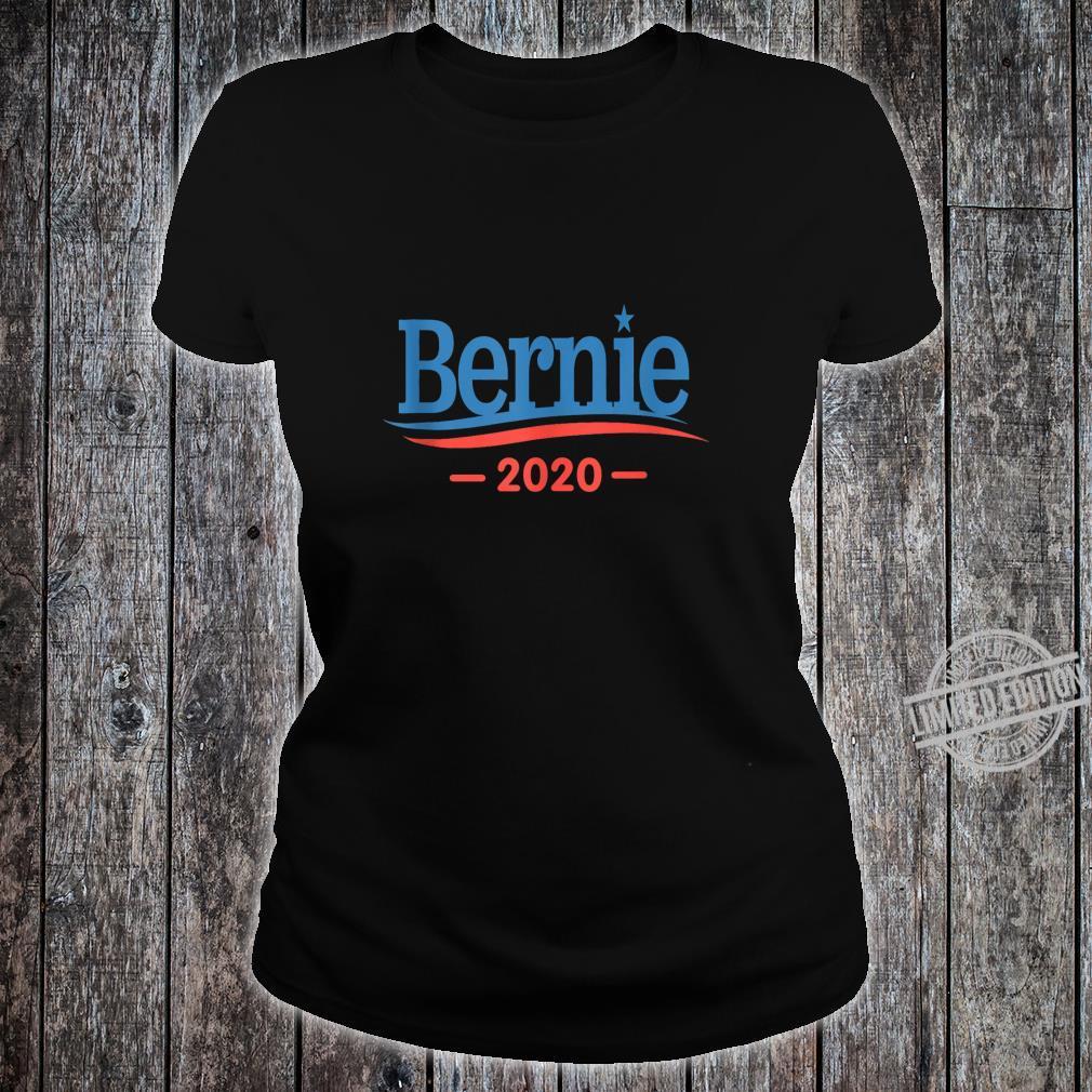 Vote Bernie Sanders for president 2020 Shirt ladies tee