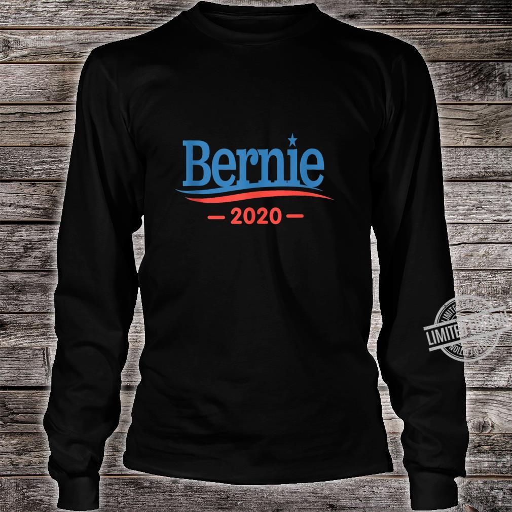 Vote Bernie Sanders for president 2020 Shirt long sleeved