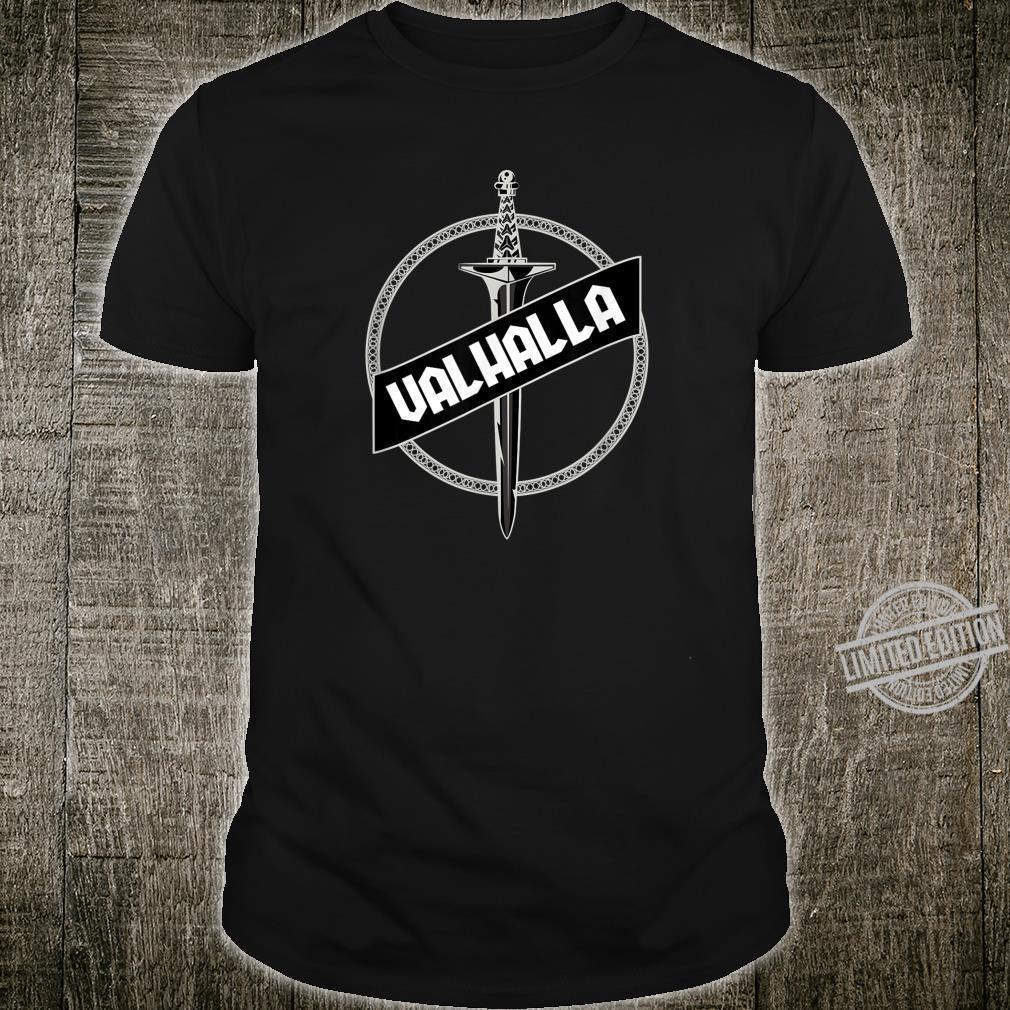 Wikinger Viking Valhalla Odin Norse Mythologie Vikings Thor Shirt
