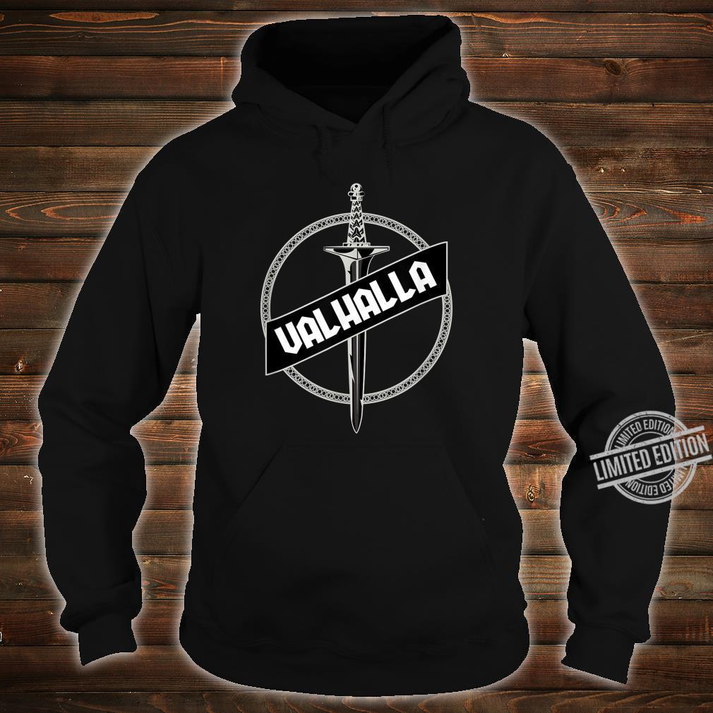 Wikinger Viking Valhalla Odin Norse Mythologie Vikings Thor Shirt hoodie