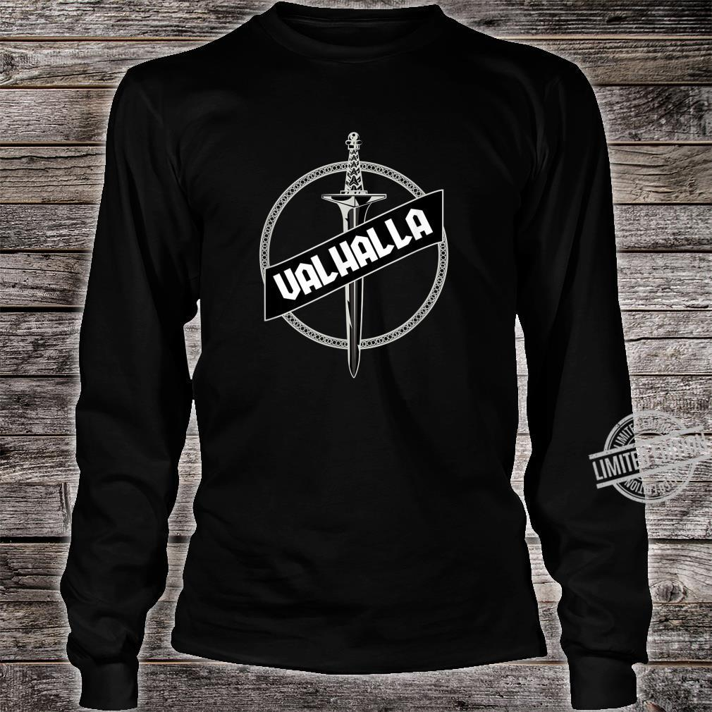 Wikinger Viking Valhalla Odin Norse Mythologie Vikings Thor Shirt long sleeved