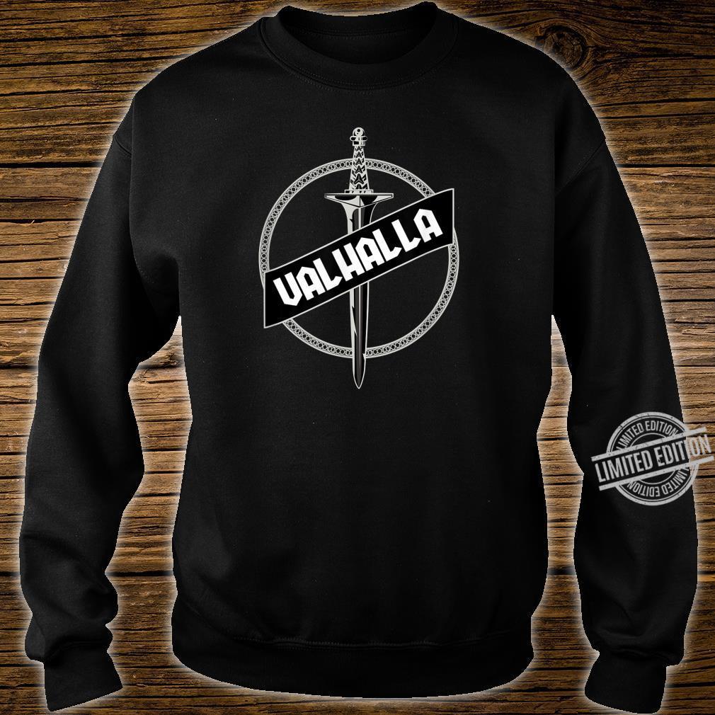Wikinger Viking Valhalla Odin Norse Mythologie Vikings Thor Shirt sweater