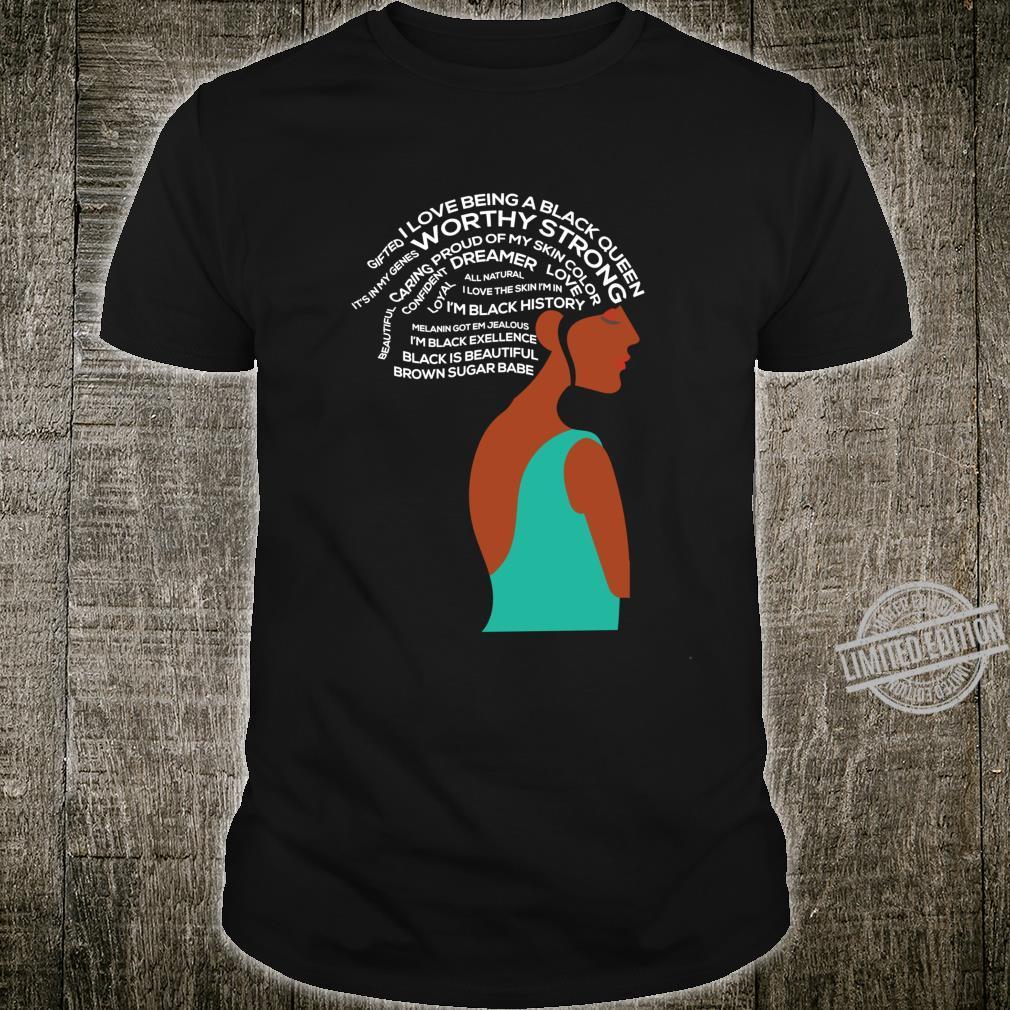 Women Empowerment Strong Black Special Shirt