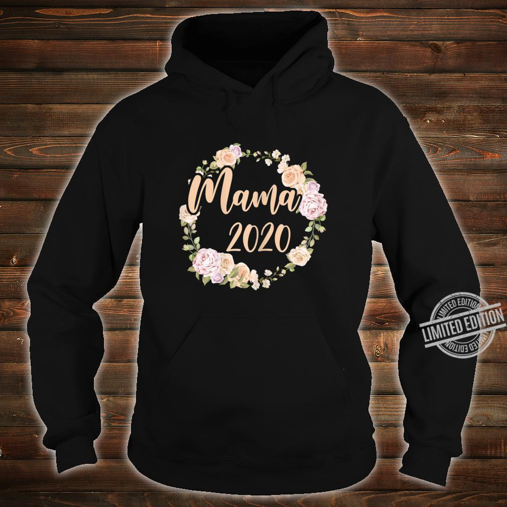 Women's Mum 2020 Pregnancy Mommy Mother Mom To Be Shirt hoodie