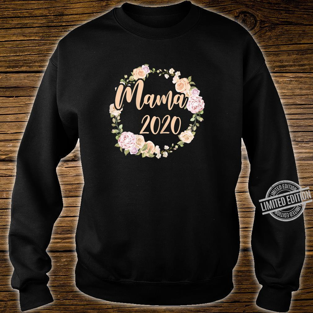 Women's Mum 2020 Pregnancy Mommy Mother Mom To Be Shirt sweater