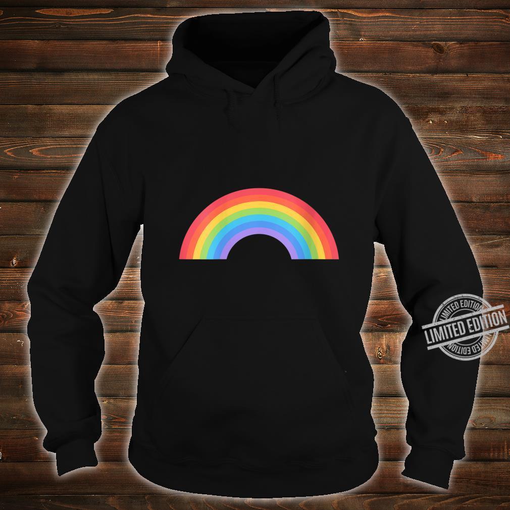 Womens Pride LGBT Gay Lesbian Rainbow Flag Pride Month Shirt hoodie